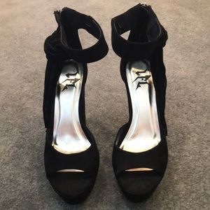LFL heels with tassel from LF